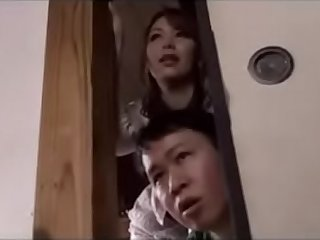 Japanese boy and aunt peeping his cousin fuck his big boobs mom LINK FULL HERE: