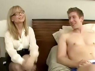 Mom Catches not Virgin Son
