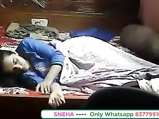 desi sleeping sex with sexy big ass wife