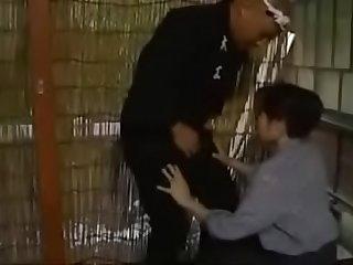 Japanese mom caught fucking