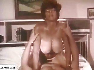 Vintage Son Fuck and Suck Big Tits  Sexmoza.com
