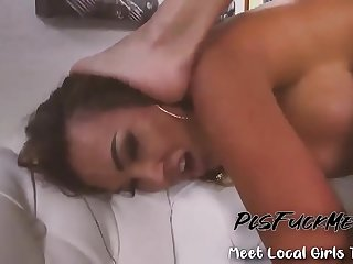 Shopping Bra At Home Getting Fucked Hard