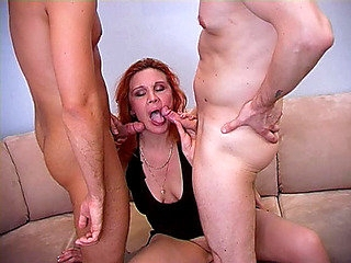 World Aged 02 Sonia and her 2 juvenile paramours Alex and Artur HD Porn Episodes
