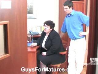Emma&Vitas horny mom on video
