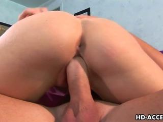 Hardcore slut Liza Harper massive fuck and cumshot!