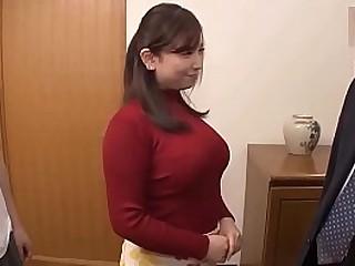 Japanese Mom Take Care