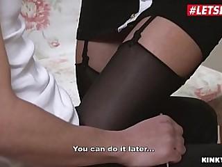 LETSDOEIT - Seductive Mom Vanessa K. Wants To Try Daddy's Son