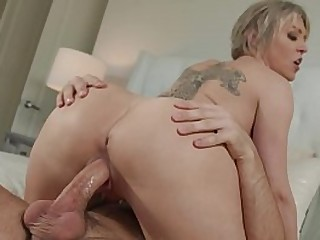 Horny Step Mom Titty Fucks And Sucks Sons Cock