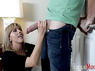 Mother Loves Son And His Cock
