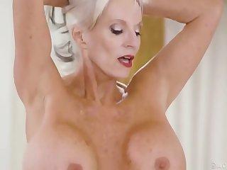 Sally d angelo nurse cougar milf HD